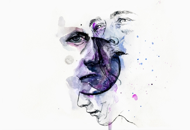Agnes Cecile. Italy